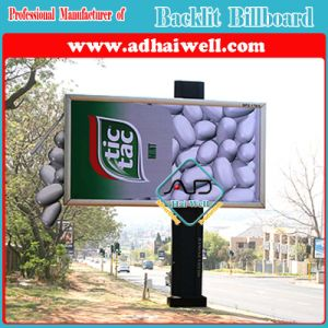 Customized Outdoor Double Side Cheap Slim Bulletin Light Box pictures & photos