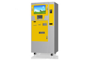 Self Service Banking System Ticket Vending Kiosk, Payment and Ticketing Kiosks JBW63015