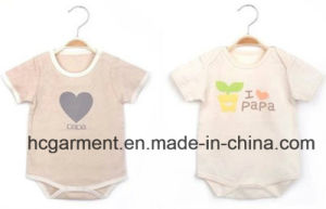 Newborn Cotton Short Sleeve Romper for Baby Girl/Boy, Baby Wear pictures & photos