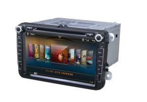 8 Inch Volkswagen Car Android GPS Navigation DVD Stereo Player System Head Unit (ZN-VW02)