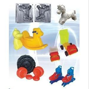 Plastic Toy Blow Mould pictures & photos