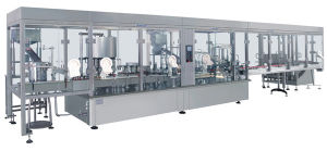 Automatic Eyedrop Filling Line pictures & photos