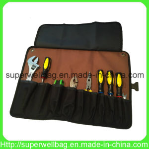 China Suppliers Bag Wrench Roll up Tool Bags
