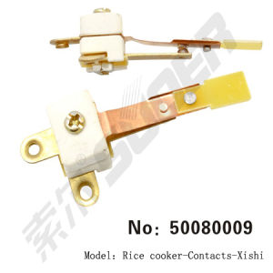 Suoer Electric Rice Cooker Thermostat (50080009) pictures & photos