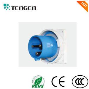 Ceeform/IEC International Standard IP44 IP67 Panel Mounted Industrial Plug pictures & photos