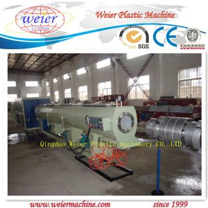 PVC Pipe Extrusion Machine for Drainage Water pictures & photos