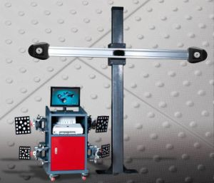 3D Wheel Alignment (DT110) pictures & photos