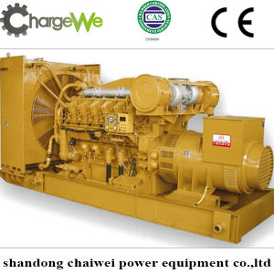 Industrial equipment AC Three Phase 20-600kw Natural Gas Generator Set pictures & photos
