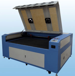 CNC Laser Cutter Machine for Wood Acrylic Cutting Flc1812D pictures & photos