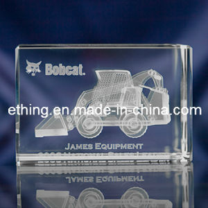 3D Crystal Block Gift Awards pictures & photos
