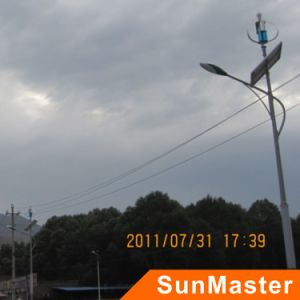 Wind & Solar Street Light (SFG05-60W) pictures & photos