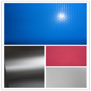0.14mm-0.80mm Embossed Color Coated Galvanized Steel Coil with SGS pictures & photos