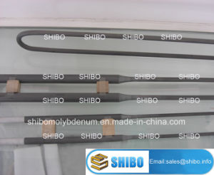 U Shape Molybdenum Disilicide Heater pictures & photos