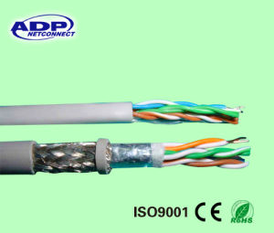 SFTP Cat5e LAN Cable (CE RoHS ISO certificate) pictures & photos