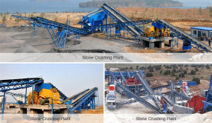 Gold Ore /Iron Ore /Copper Ore Crushing Plant From China Factory pictures & photos