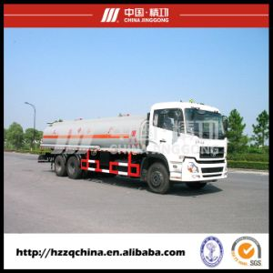 Chinese Manufacturer Offer Brand New Oil Tank Truck (HZZ5255GJY) for Sale pictures & photos