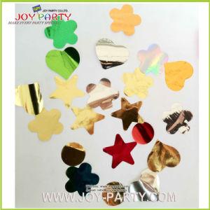 Pet Foil Confetti Colorful Plastic Confetti