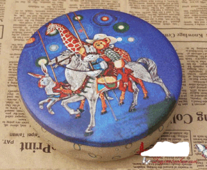 Customize OEM Round Tin Box pictures & photos