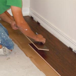 Easy Flowing Wood Flooring PU (polyurethane) Adhesive (Surtek 3546) pictures & photos