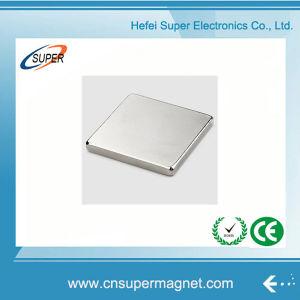 Rare Earth Customized Ni-Cu-Ni N40 Magnet pictures & photos
