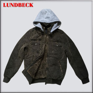 Cotton Jacket for Men Fashion Style pictures & photos