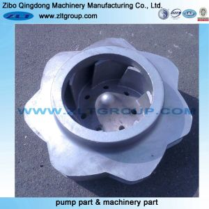 Goulds 3196 Stainless Steel Centrifugal Pump Impeller with Lost Wax Casting pictures & photos