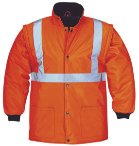 Hivis 5 in 1 Jacket pictures & photos