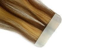 Mix Piano Color Skin Weft Human Hair Extension