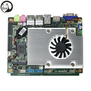 Pico-Itx Motherboard Intel Chipset Hm77/Qm77 with CPU I3/I5/I7 Double Channel Dual Core pictures & photos