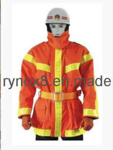 Fire Command Clothing of Rescue Coverall