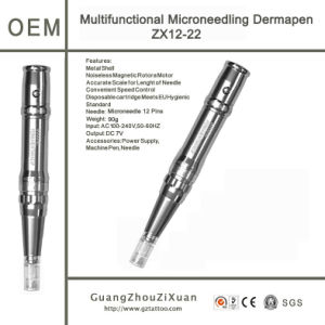 Multifunctional Microneedling Dermapen (ZX12-22) pictures & photos