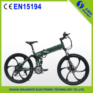 "Trendy Design Electric Mountain Bicycle 26"" pictures & photos"