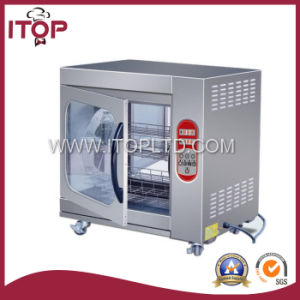 Hot Air Circulation Chicken Rotisseries (ERO-24) pictures & photos