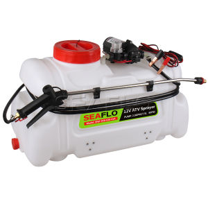 Electric Sprayer for ATV Seaflo 50L 12V Electric DC Agriculture Tractor Boom Sprayer pictures & photos