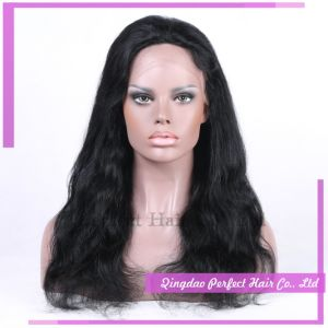 African American Top Quality Full Lace Front Human Hair Wigs pictures & photos