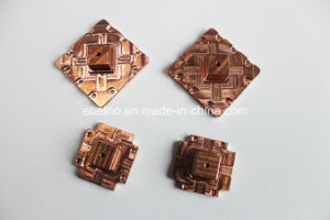 CNC Machining Brass Milling Turning Parts 0.01mm Tolerance pictures & photos