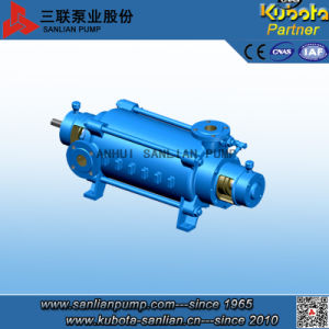 Tswa Type Horizontal Centrifugal Multistage Water Pump pictures & photos