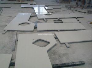 Ecoquartz, Engineered Quartz Stone, White Quartz Countertop pictures & photos