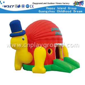 Cartoon Tortoise Outdoor Inflatable Castle on Promotion (HD-9903) pictures & photos