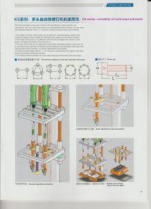 Multi Head Automatic Locking Screw Machine (most 24 screwdrivers) pictures & photos