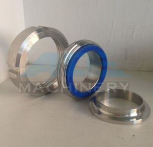Stainless Steel CNC Machined Sanitary Grade Union (ACE-HJ-3B) pictures & photos