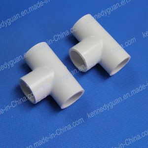 20mm Electrical PVC Pipe Tee Coupling pictures & photos