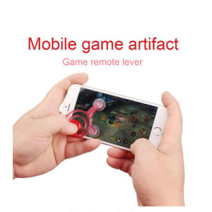 Mini Universial Gamepad Mobile Joystick with Two Button Sucker pictures & photos