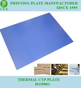 China Offset Printing CTP Plate pictures & photos