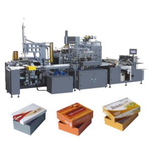 CE Approved Hardware Box Making Machine From Zhongke pictures & photos
