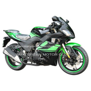 350cc Motorcycle with Double-Cylinder & Water-Cooled Engine (V-TERCEL)
