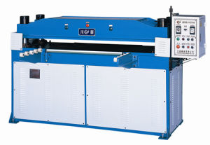 40t Hydraulic Tetrastyle Plastic Cutting Machine (CH-840)
