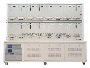 Three Phase Close-Link Energy Meter Test Bench with Isolated CT (overall type) (PTC-8320E) pictures & photos