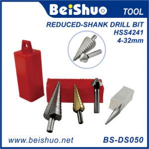 HSS Step Drill Bit Set pictures & photos