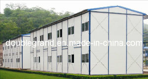 Mobile Modular Prefabricated Steel Structure House / Container House (DG5-001) pictures & photos